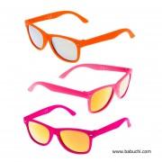 precio gafas de sol de niños naranja y rosa