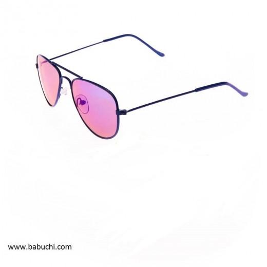 precio gafas de sol niños aviador espejo azul