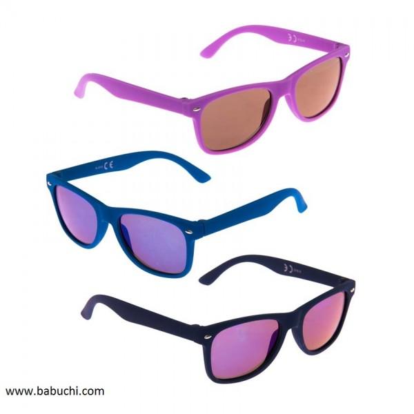 precio gafas de sol niños colores azul y morada