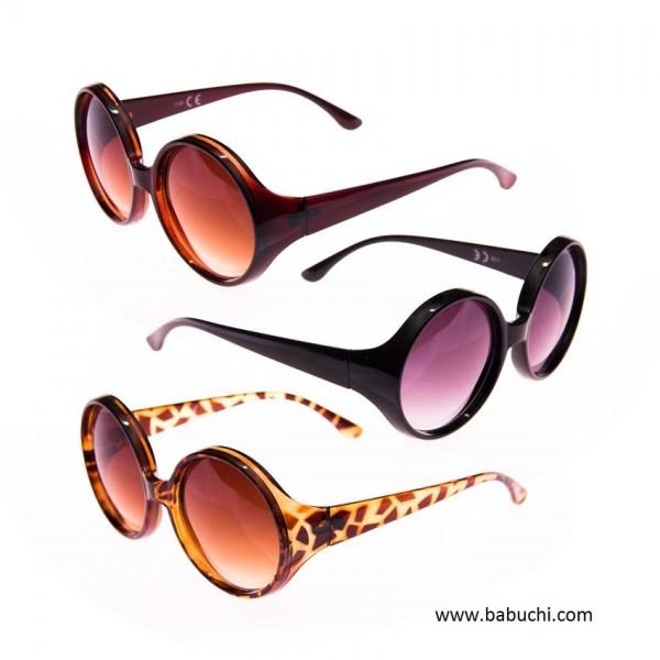 precio gafas de sol pasta redondas grandes mujer